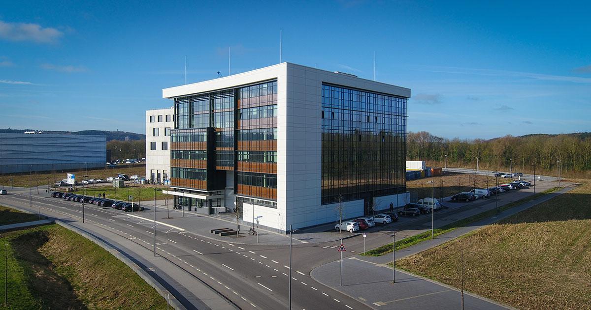 IWF - Institut für werkzeuglose Fertigung am Campus Boulevard Aachen