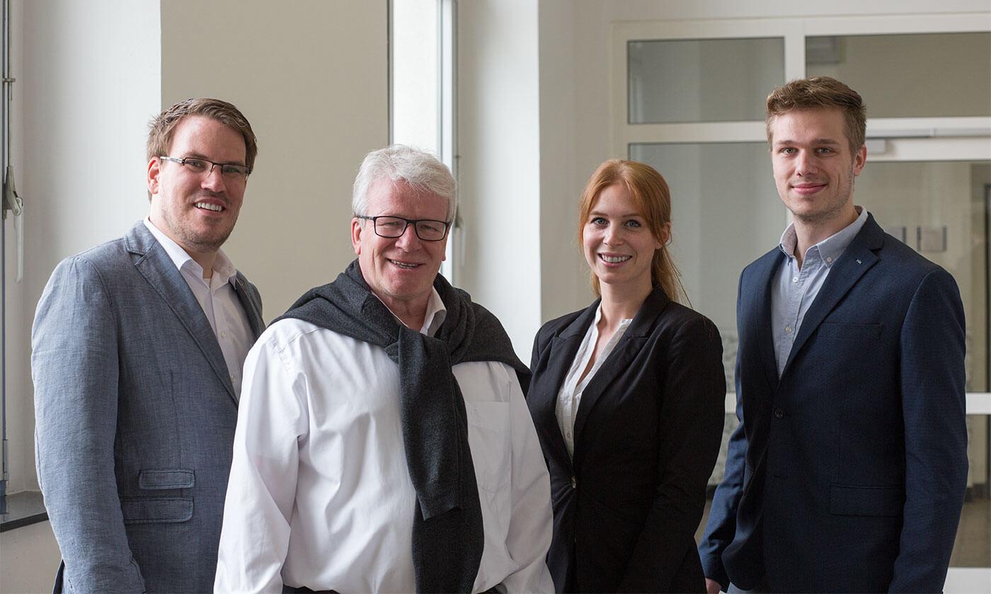 Unser Team des IwF - Institut für werkzeuglose Fertigung GmbH